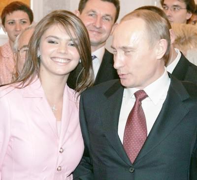 Фото со свадьбы Путина и Кабаевой на Валааме, его новая жена