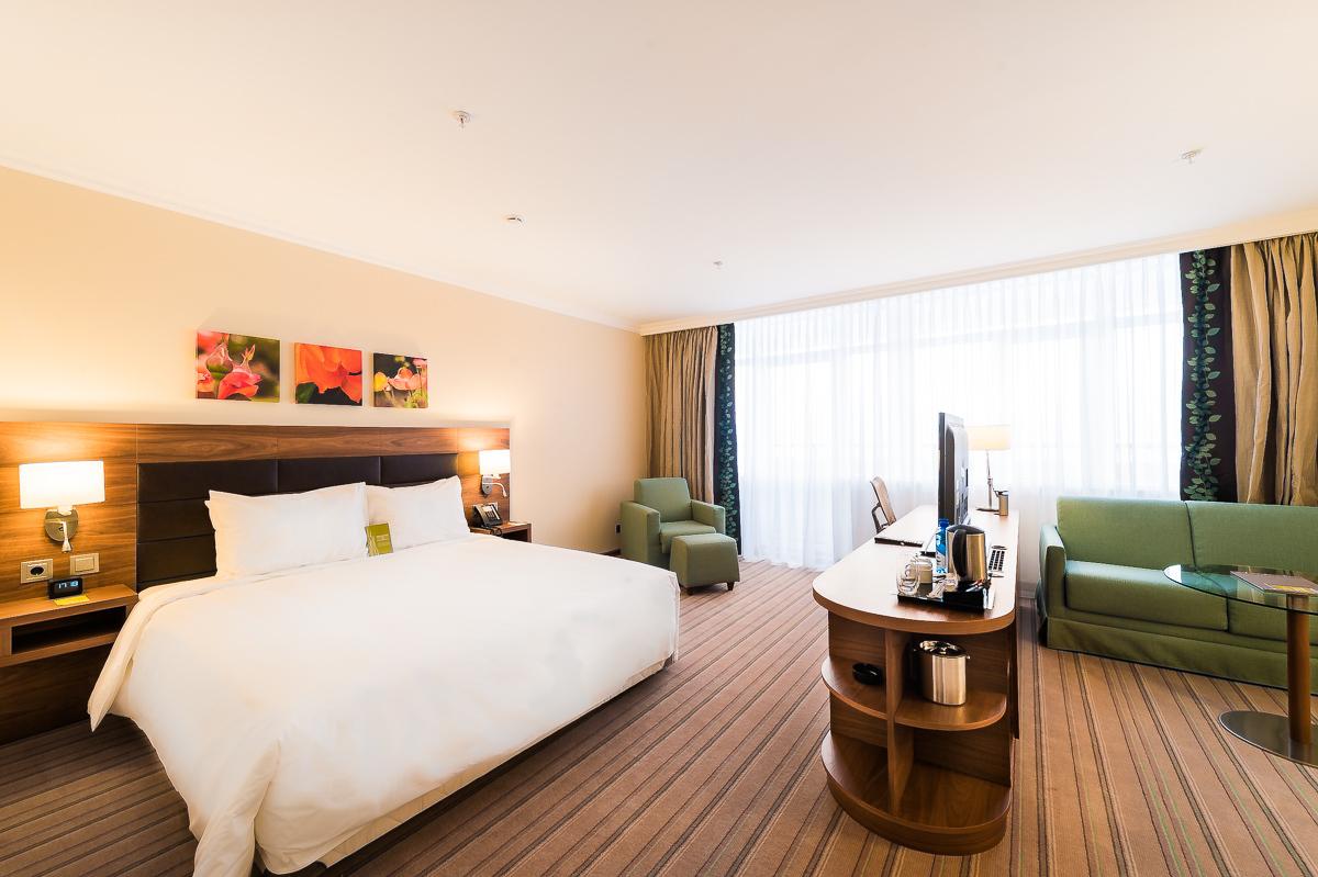 Отелю Hilton вКрасноярске присвоили уровень «4 звезды»