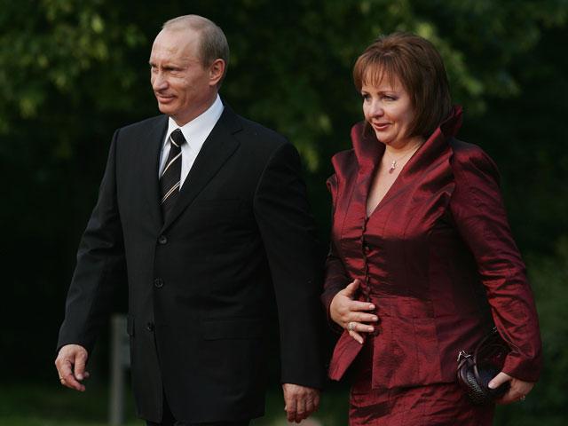 за кого вышла замуж людмила путина 2016 фото