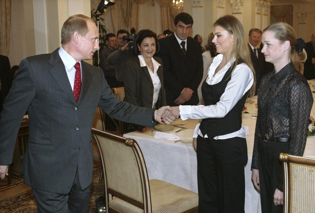 жена путина кабаева свадьба фото 2015