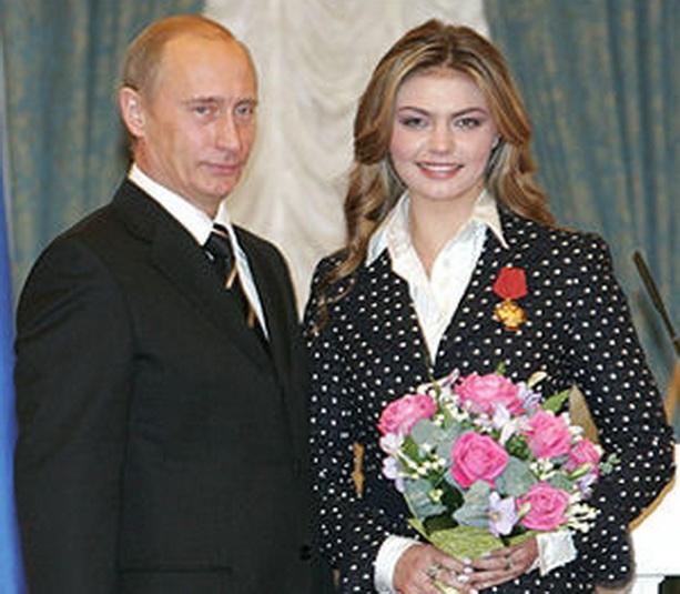 новая жена путина сегодня 2016 фото