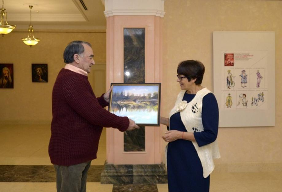 Тюменский кинорежиссер представил публике свои картины