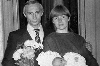 путина людмила александровна вышла замуж