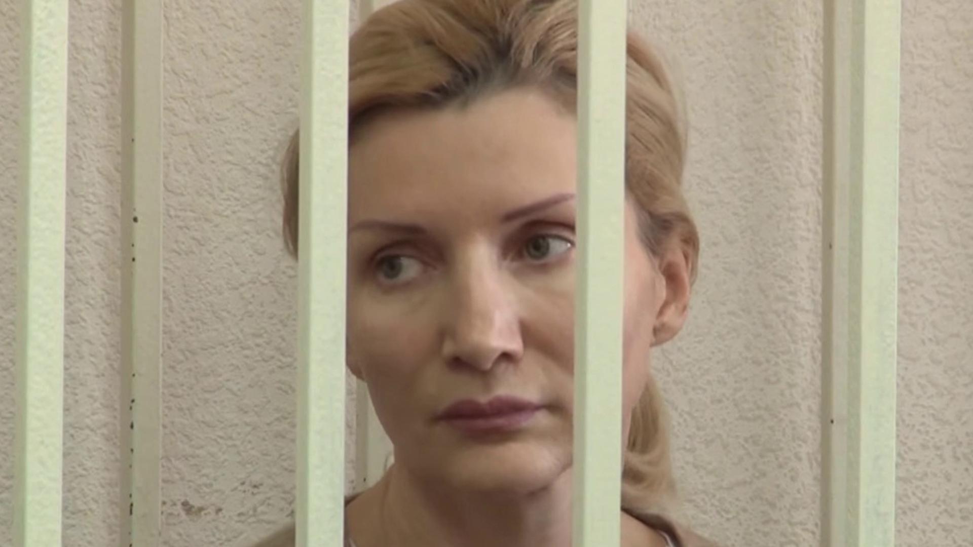 Надежда Маршалкина встретит 2-ой Новый год под арестом