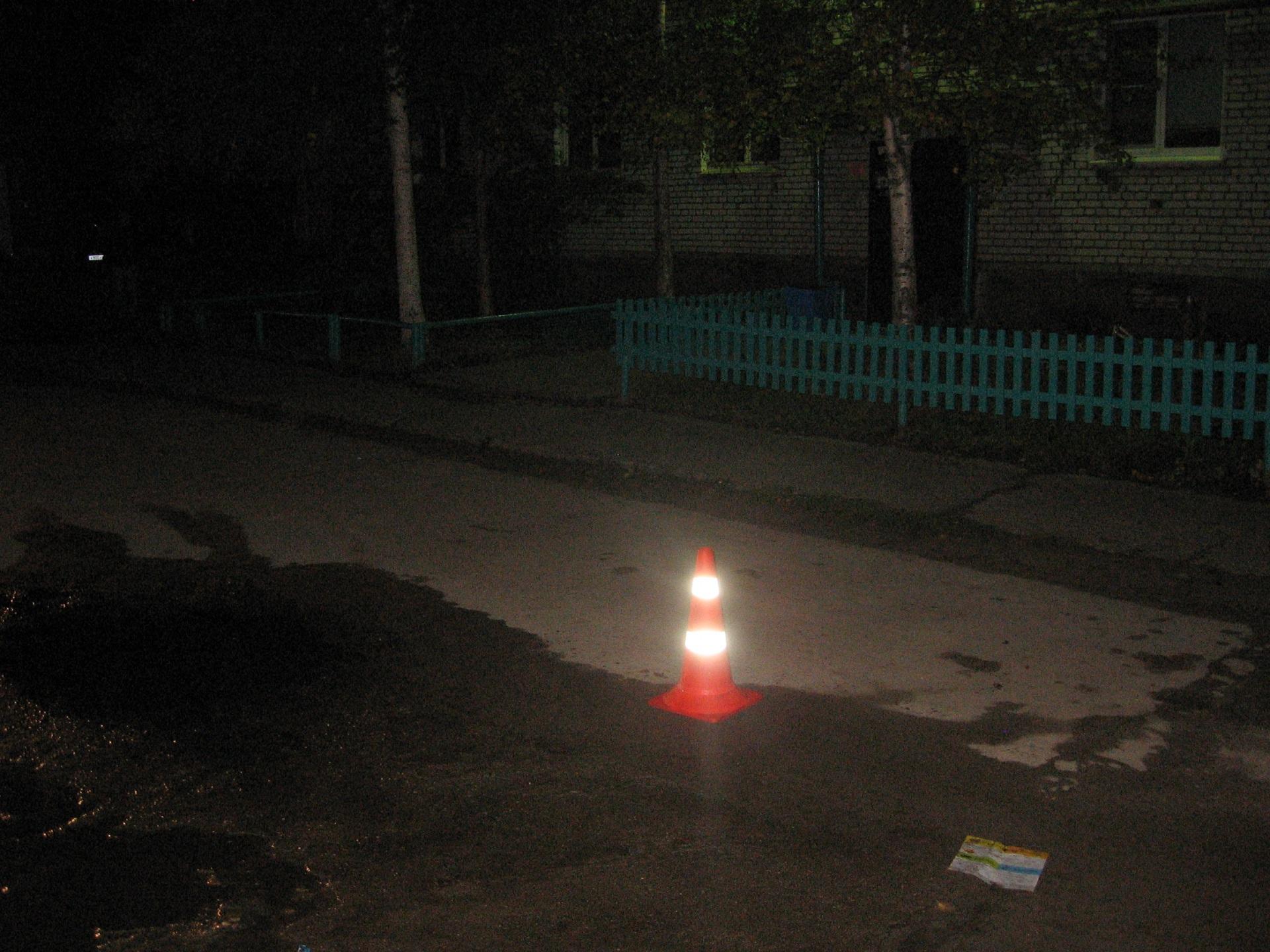 ВКрасноярске сбили 28-летнего мужчину, а потом два раза его переехали