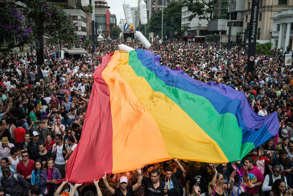 ВКрасноярске небудет гей-парада