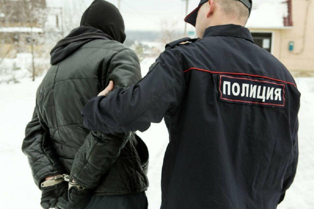 ВАчинске задержали мужчину, который находился врозыске 18 лет