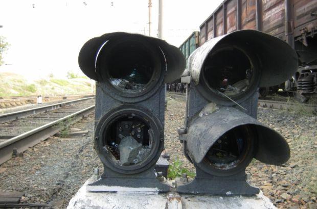 ВБашкирии тринадцатилетний ребенок наспор разбил светофор
