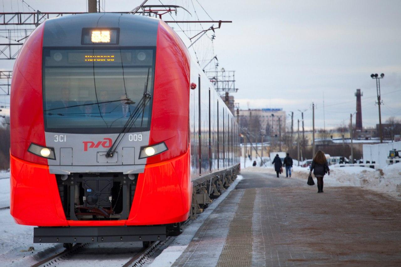 Между Тюменью иЕкатеринбургом будет курсировать скоростная «Ласточка»