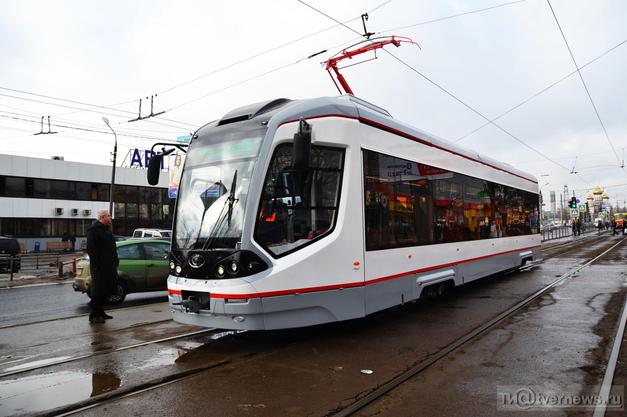 Ксаммитам ШОС иБрикс вЧелябинске закупят новые трамваи