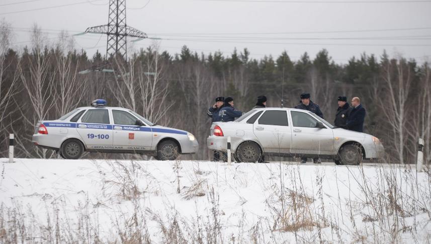 ВДТП награнице Свердловской области погибли три человека