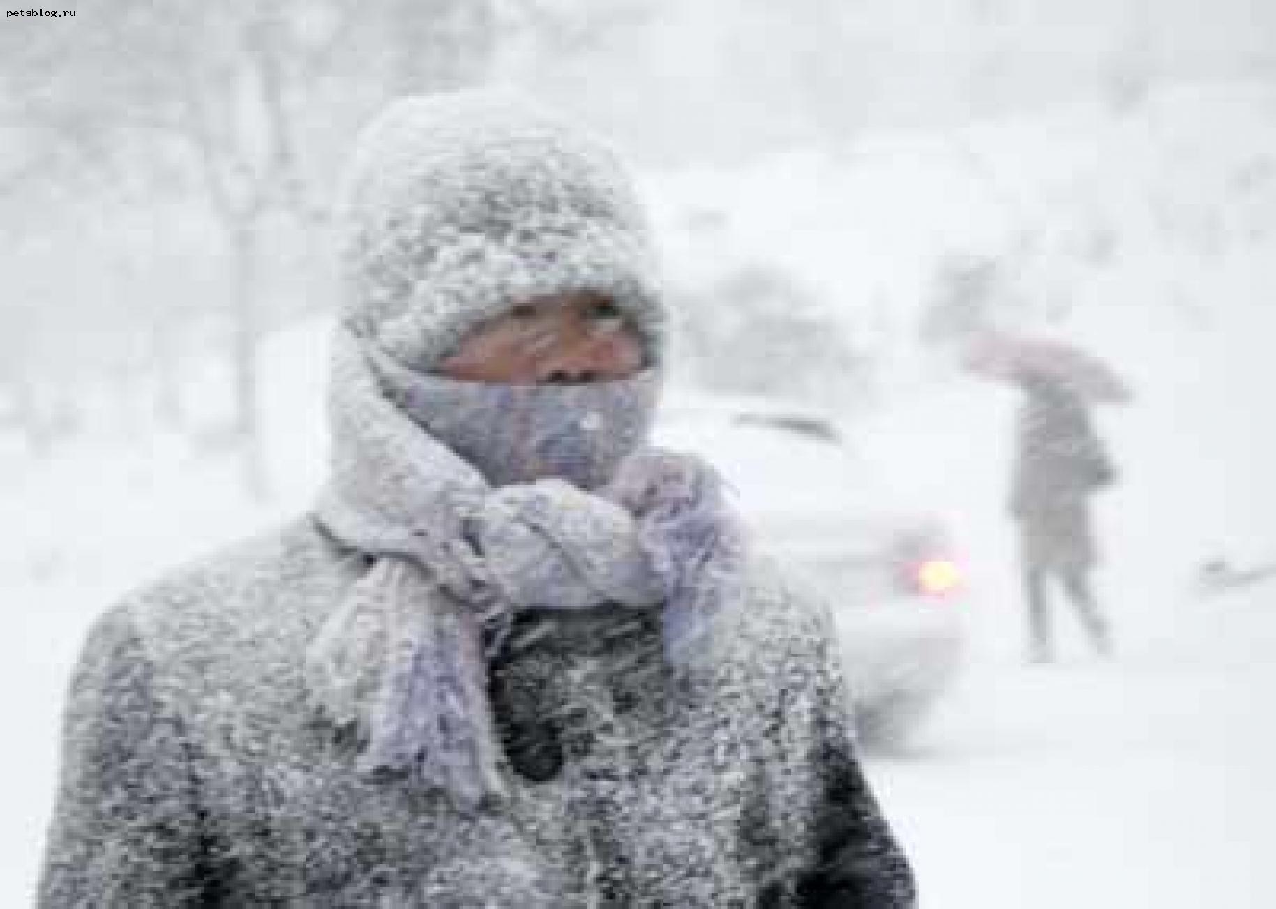 Арктический циклон устроит вЕкатеринбурге аномальный холод