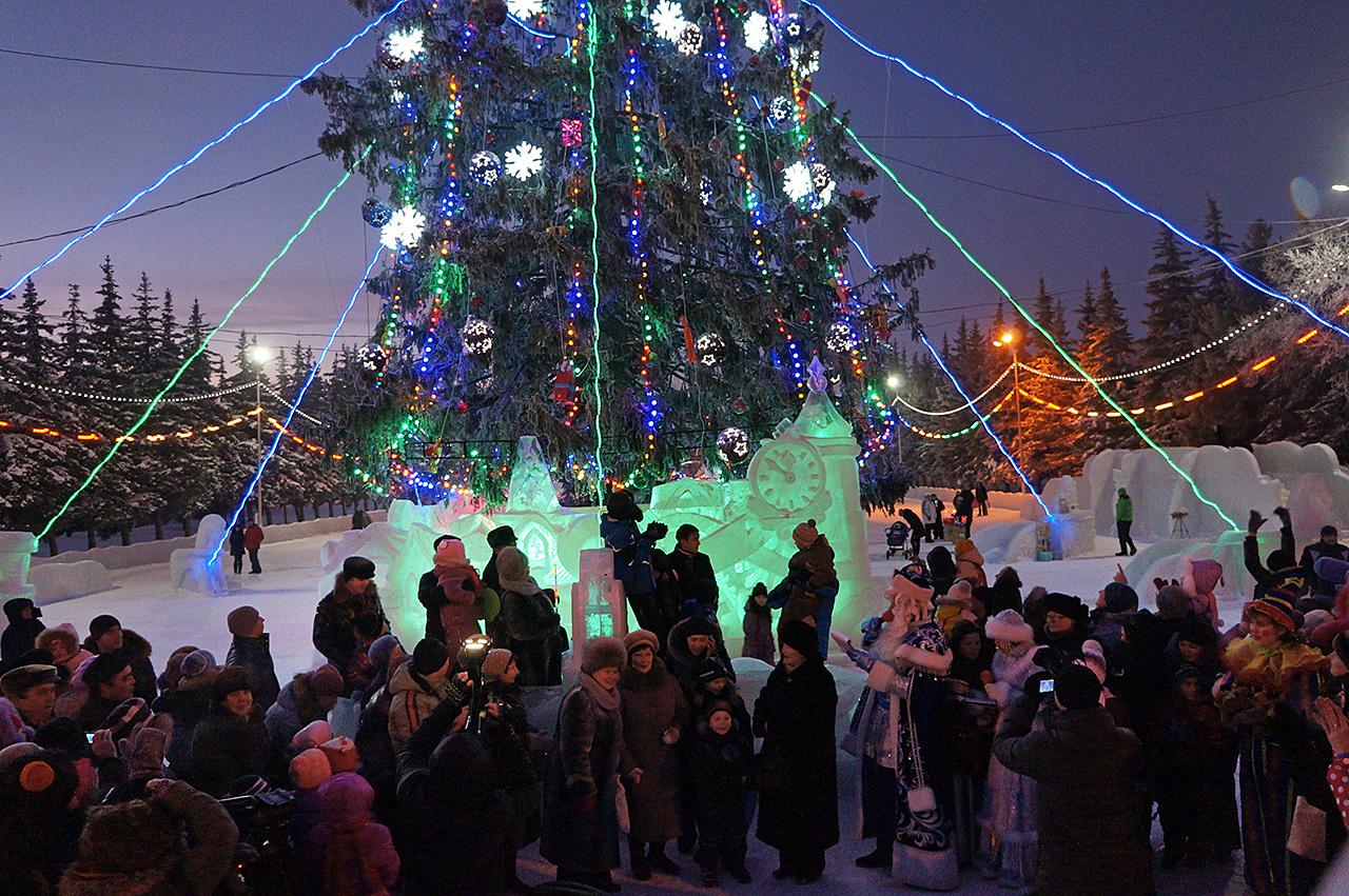 Дедушка Мороз изВеликого Устюга посетит Тольятти 18декабря