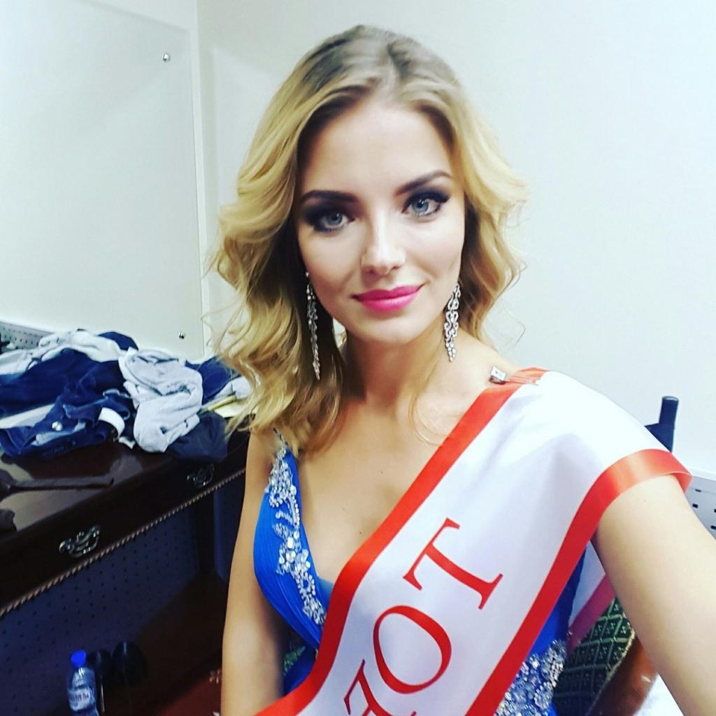 Россиянка Юлия Храмова стала 2-ой наконкурсе «Миссис мира— 2016»