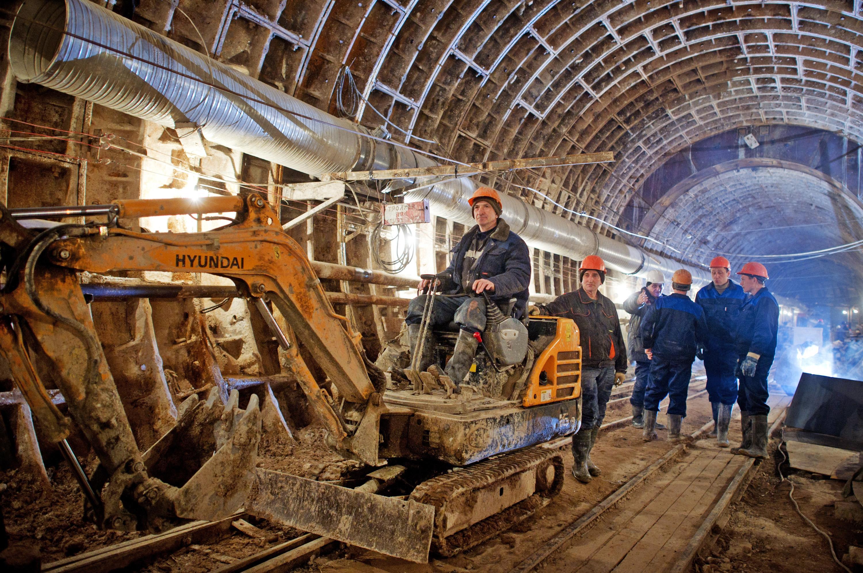 Дворкович: метро будут строить только в российской столице