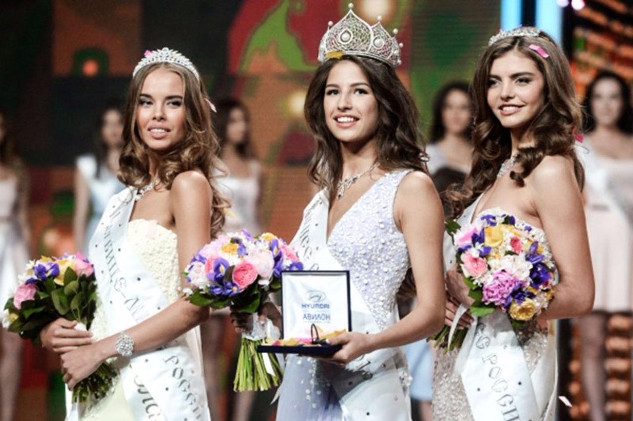 Они будут сражаться затитулы «Мисс мира» и«Мисс Вселенная» от РФ