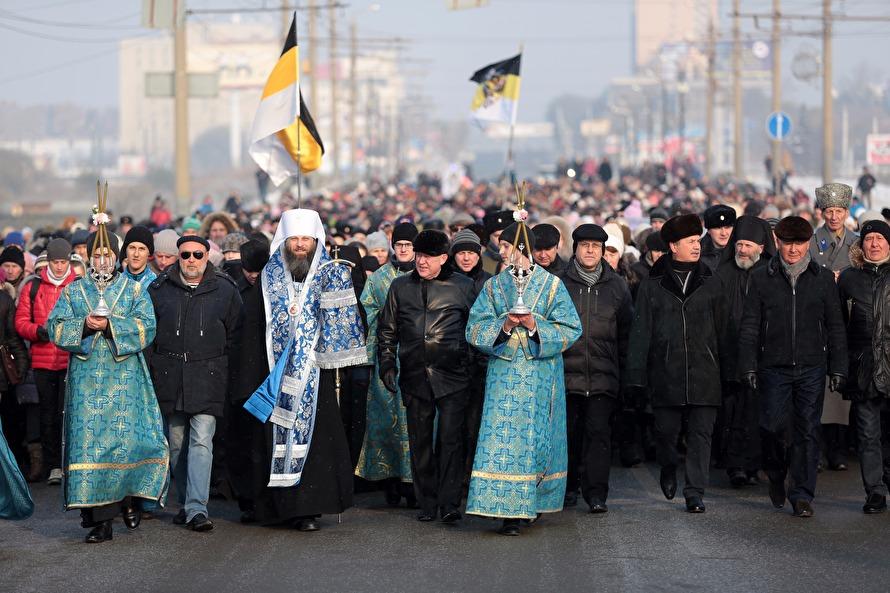 ВБрянске пройдет крестный ход вчесть Казанской иконы Божией Матери