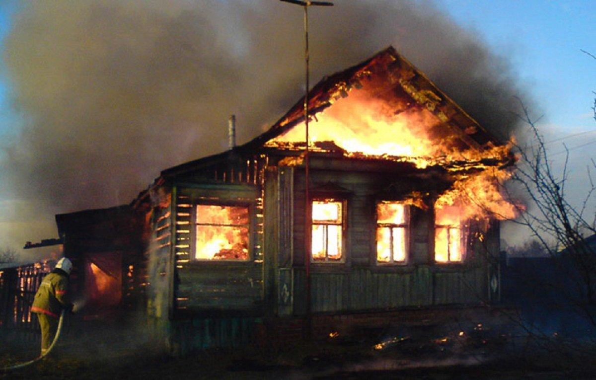 ВЕкатеринбурге при пожаре умер годовалый ребенок