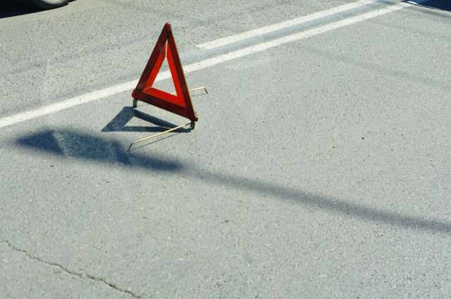 Шофёр иномарки иееребенок пострадали вДТП начелябинском перекрестке