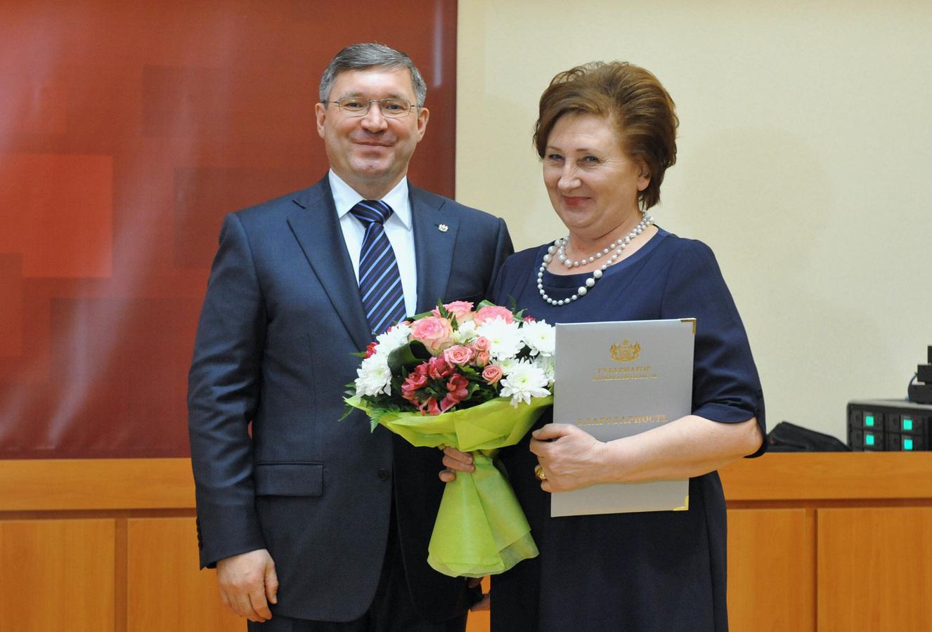 Владимир Якушев провёл встречу сВалентиной Матвиенко