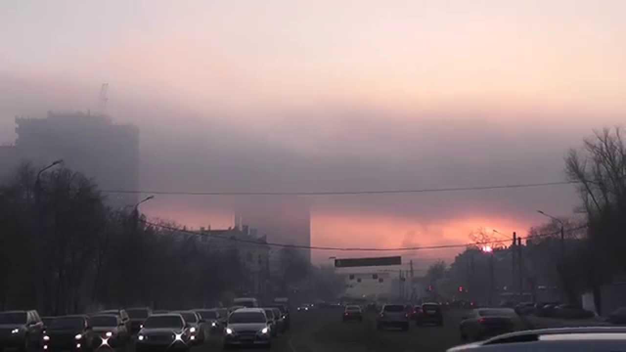 ВЧелябинске довечера вторника объявлен режим неблагоприятных метеоусловий