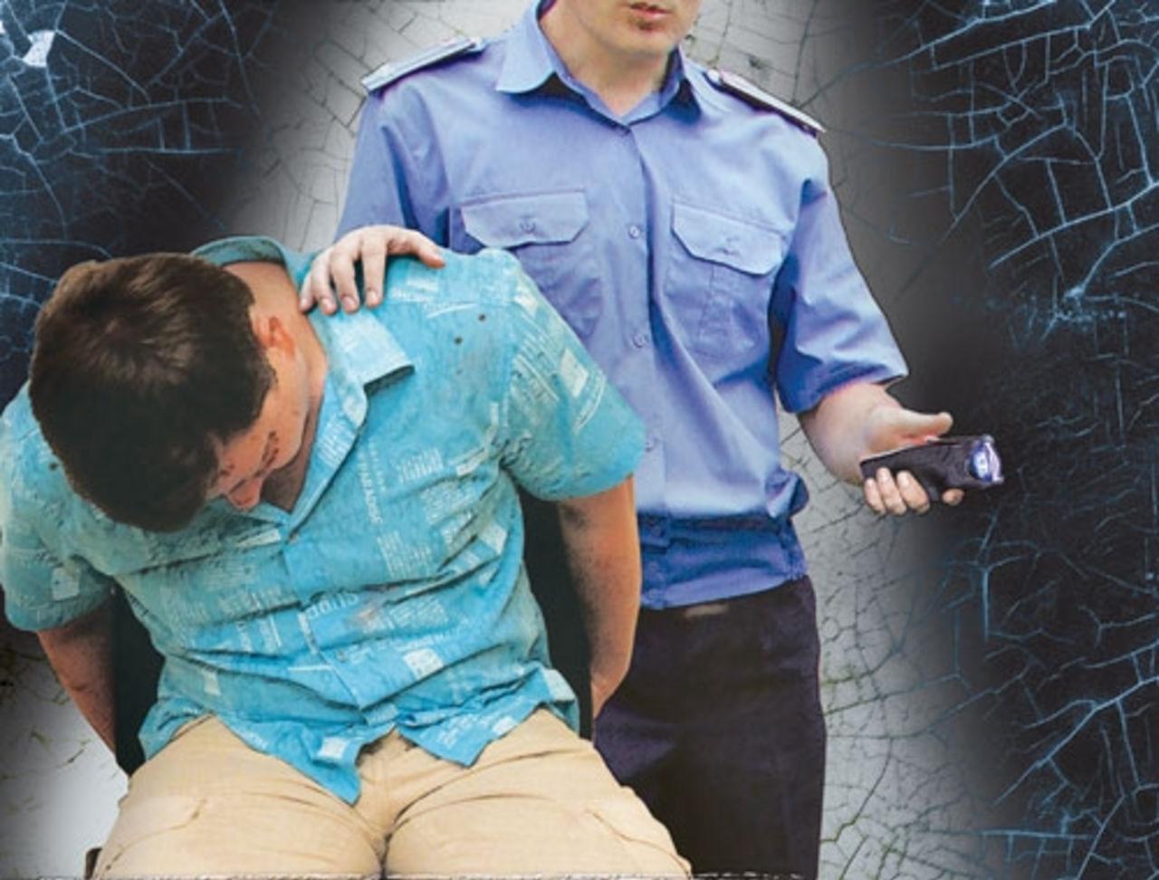 Полицейские Красноярска пытали подозреваемых