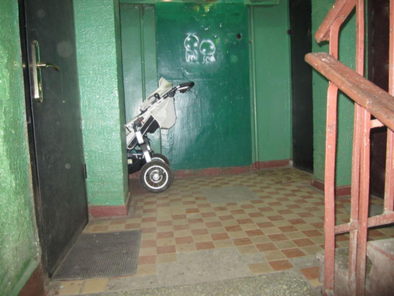 Красноярец похитил детскую коляску усоседей исдал еевломбард