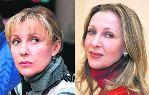 Фото Елены Яковлевой (актриса) до и после пластики