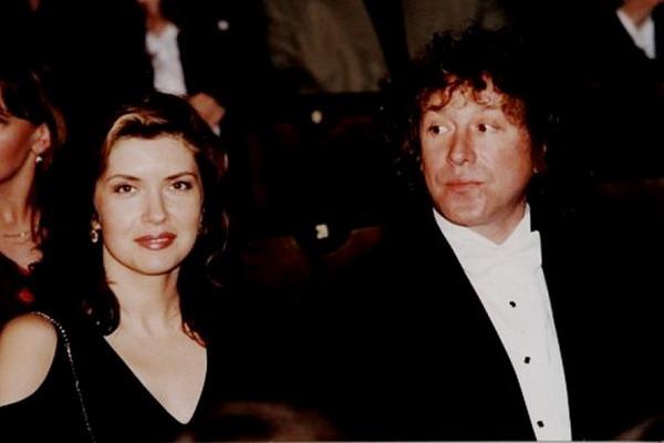 Гражданская бывшая жена Владимира Кузьмина – Вера Сотникова фото