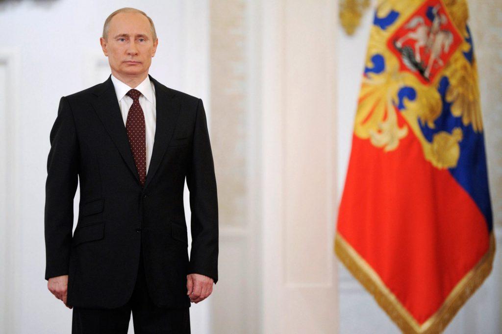 Рост, вес, возраст Владимира Путина фото