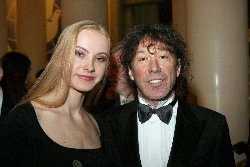 Жена Владимира Кузьмина – Екатерина Трофимова фото