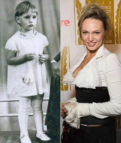 Биография Аллы Довлатовой актрисы фото в детстве