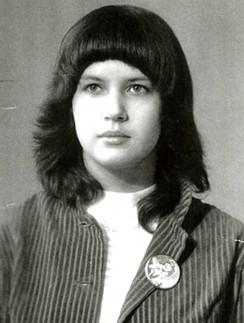 Биография Веры Сотниковой фото в молодости
