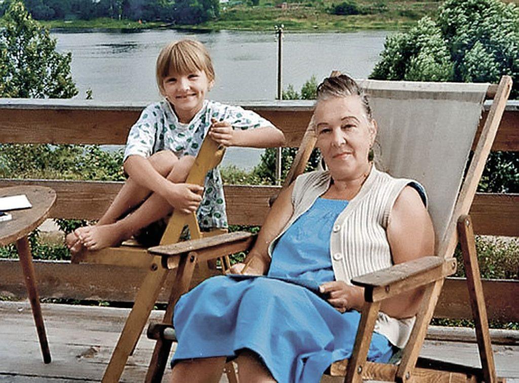 Биография Александры Ребенок (актриса) фото