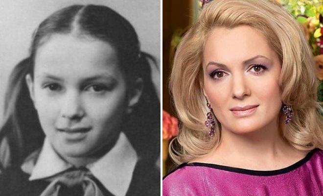 Мария Порошина в молодости фото