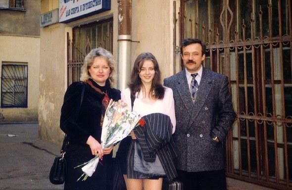 Личная жизнь Марины Александровой (актриса) фото