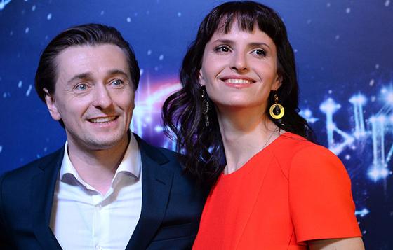Семья Сергея Безрукова фото