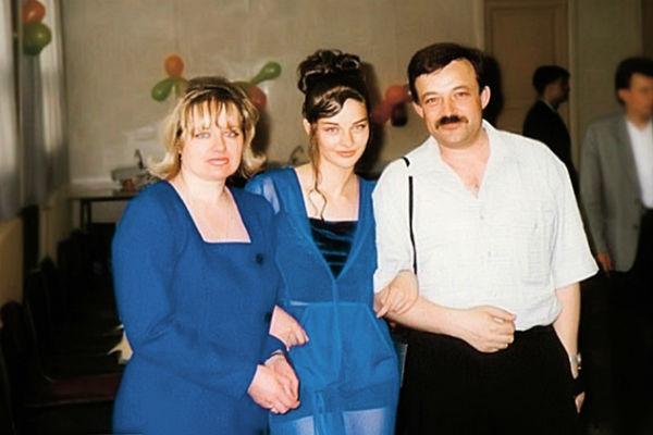 Семья Марины Александровой (актриса) фото