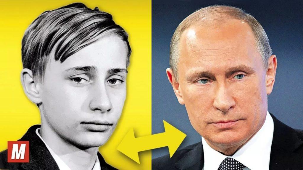 Биография Владимира Путина фото