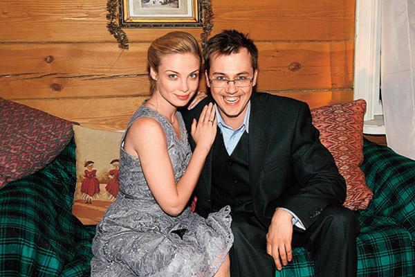 Семья Татьяны Арнтгольц и Ивана Жидкова фото