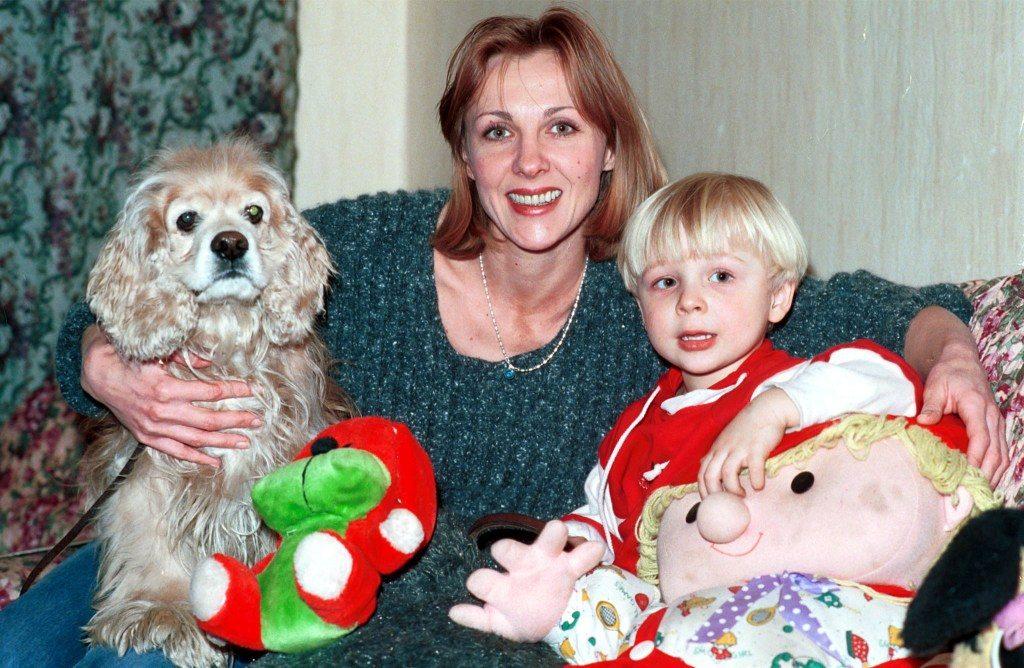 Семья Елены Яковлевой (актриса) фото