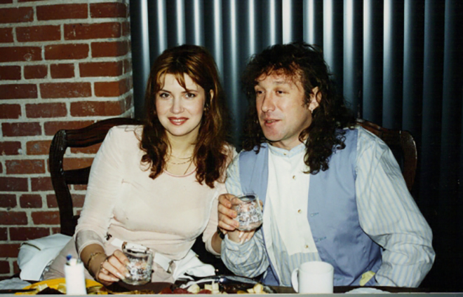 Вера Сотникова и Владимир Кузьмин. Роман на двоих фото