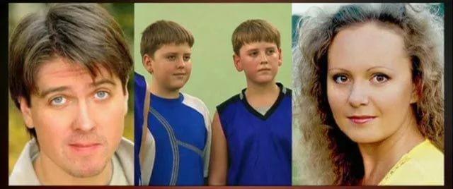 Дети Марии Куликовой (актриса) фото