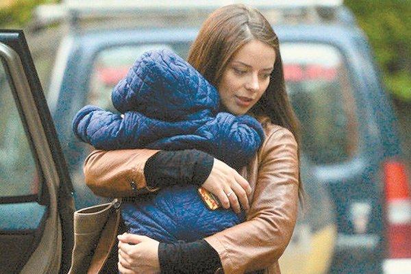 Дети Марины Александровой (актриса) фото