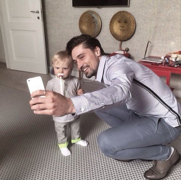 Дети Димы Билана фото