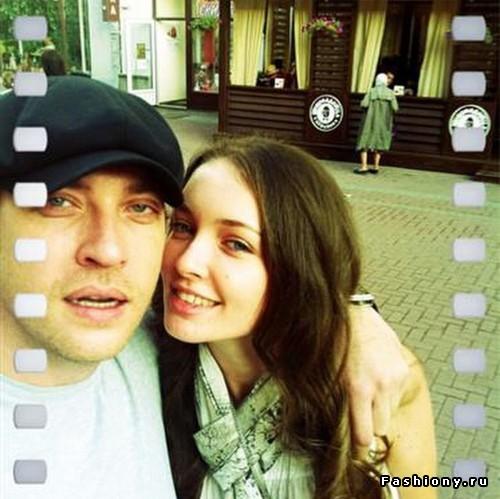 Дети Кирилла Сафонова (актер) фото