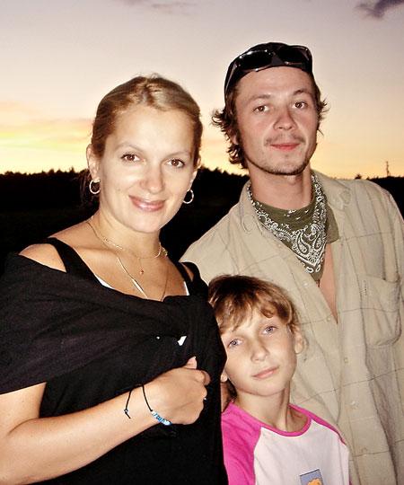 Семья Марии Порошиной фото