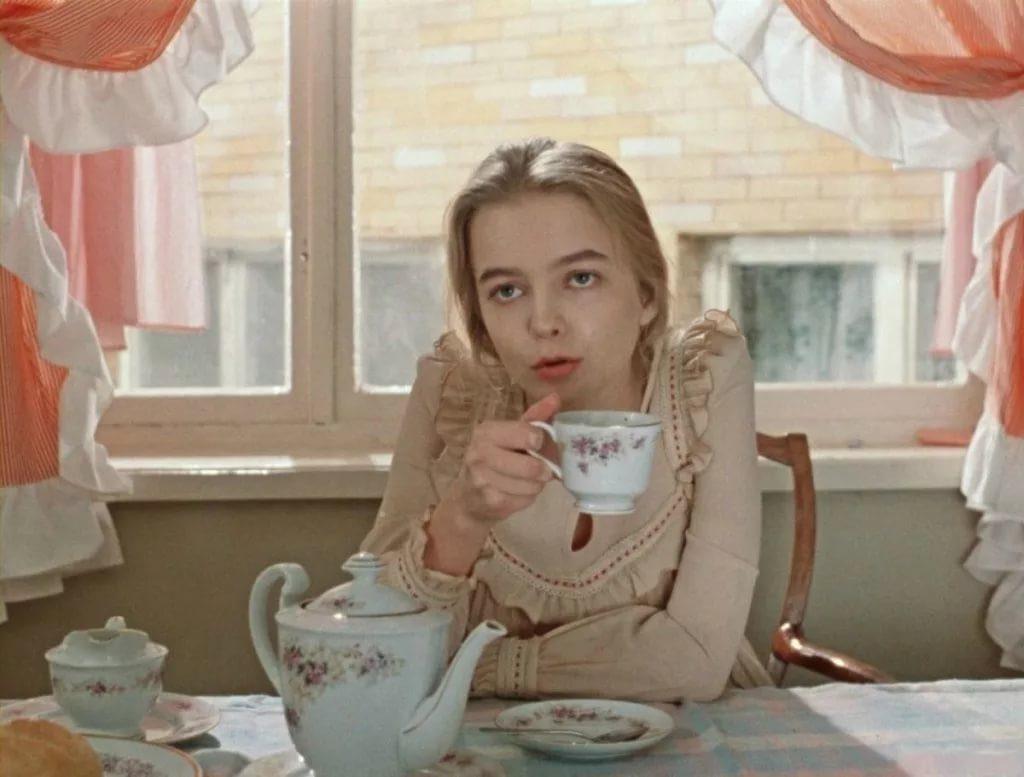 Дочь Алексея Баталова - Надежда фото
