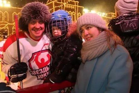 Сын Марии Куликовой - Иван Матросов фото