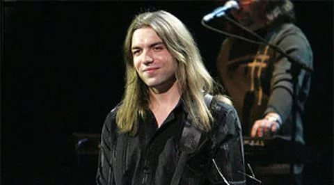 Приемный сын Владимира Кузьмина – Никита фото